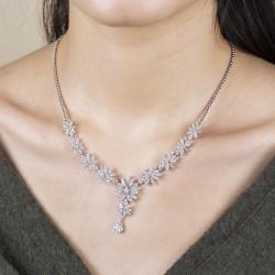 5,52 crt Diamond Necklace